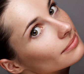38940468 - close-up young beautiful face